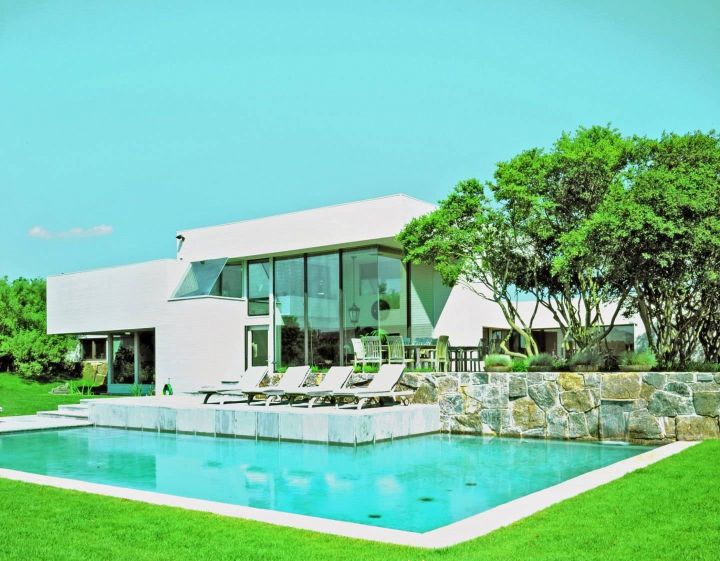 Norman Jaffe Bridgehampton Contemporary