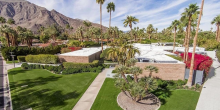 Leonardo DiCaprio Palm Springs Rental