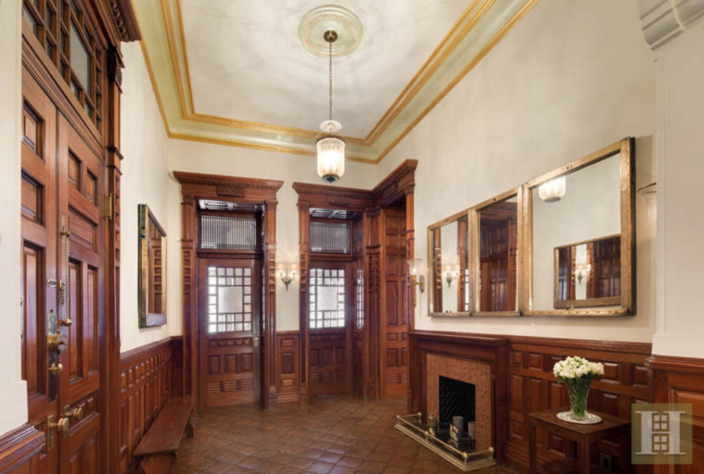 The 3,200-square-foot duplex retains the appeal it had when West Wide Story composer Leonard Bernstein owned it.