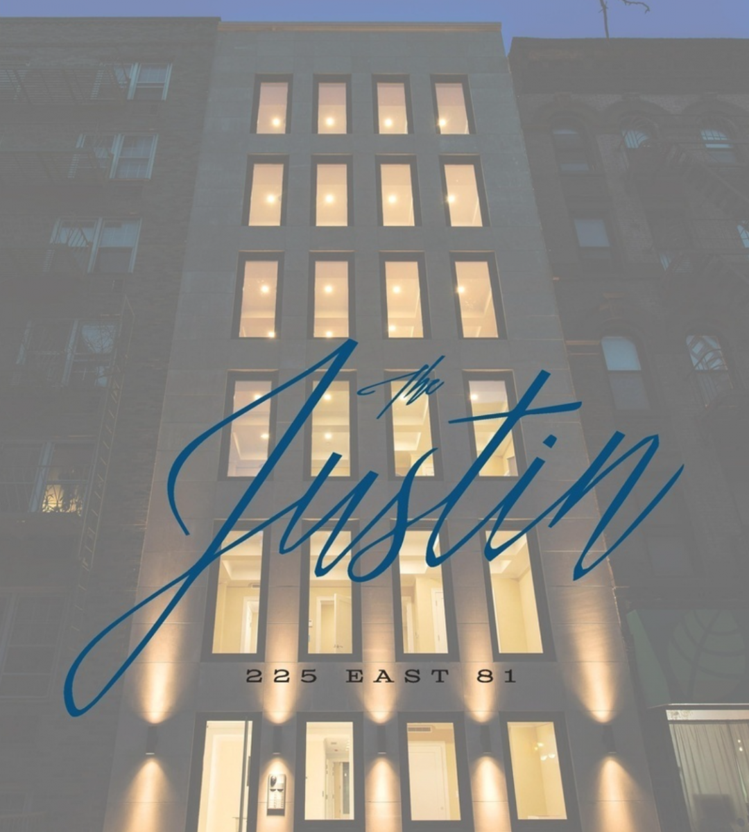 The Justin is the latest condominium to hit the market in the affluent neighborhood of Yorkville on the Upper East Side.