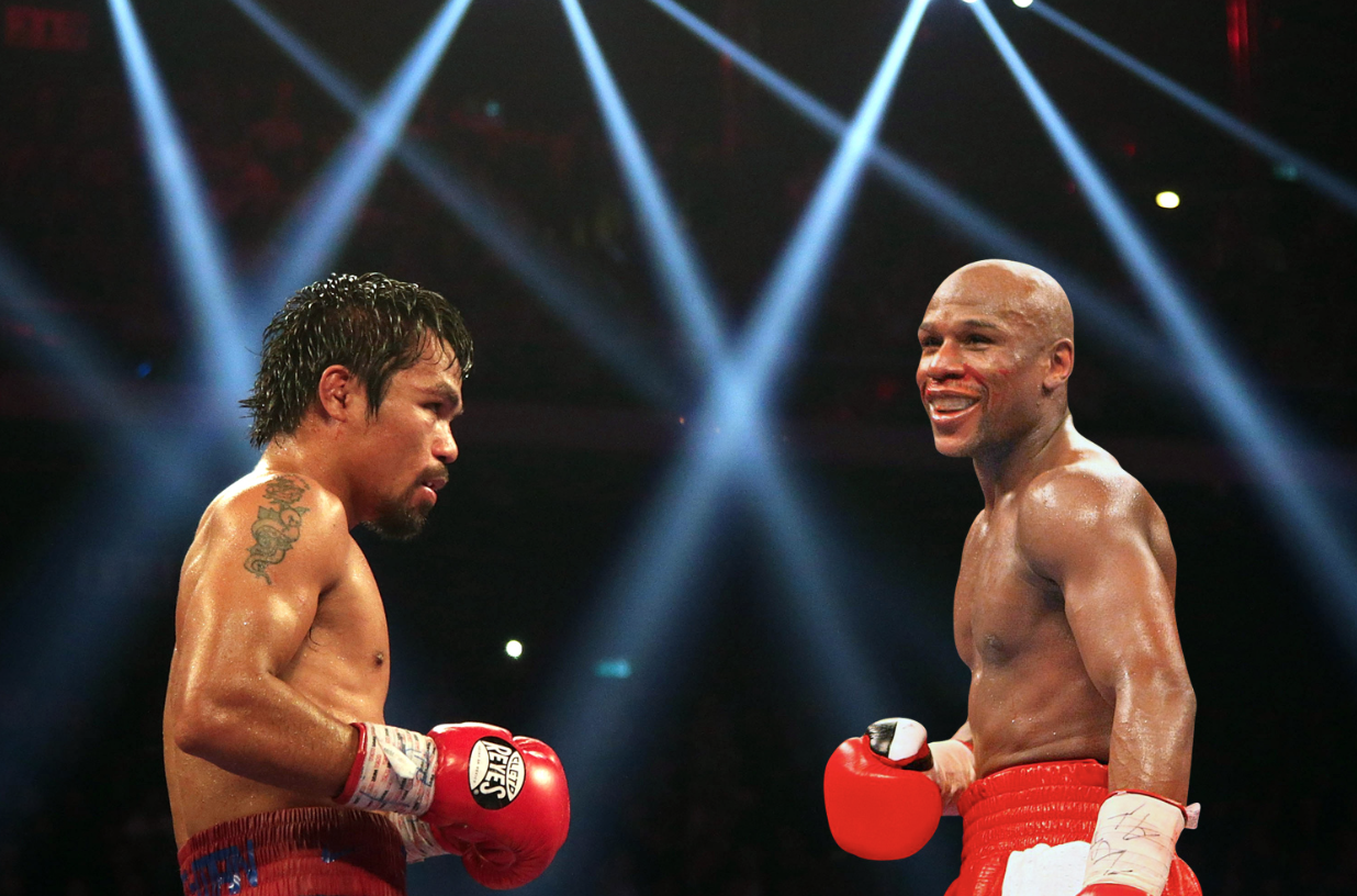 Manny Pacquiao vs Floyd Mayweather will be historic—a fight that may go down as the biggest pay-per-view event in history.