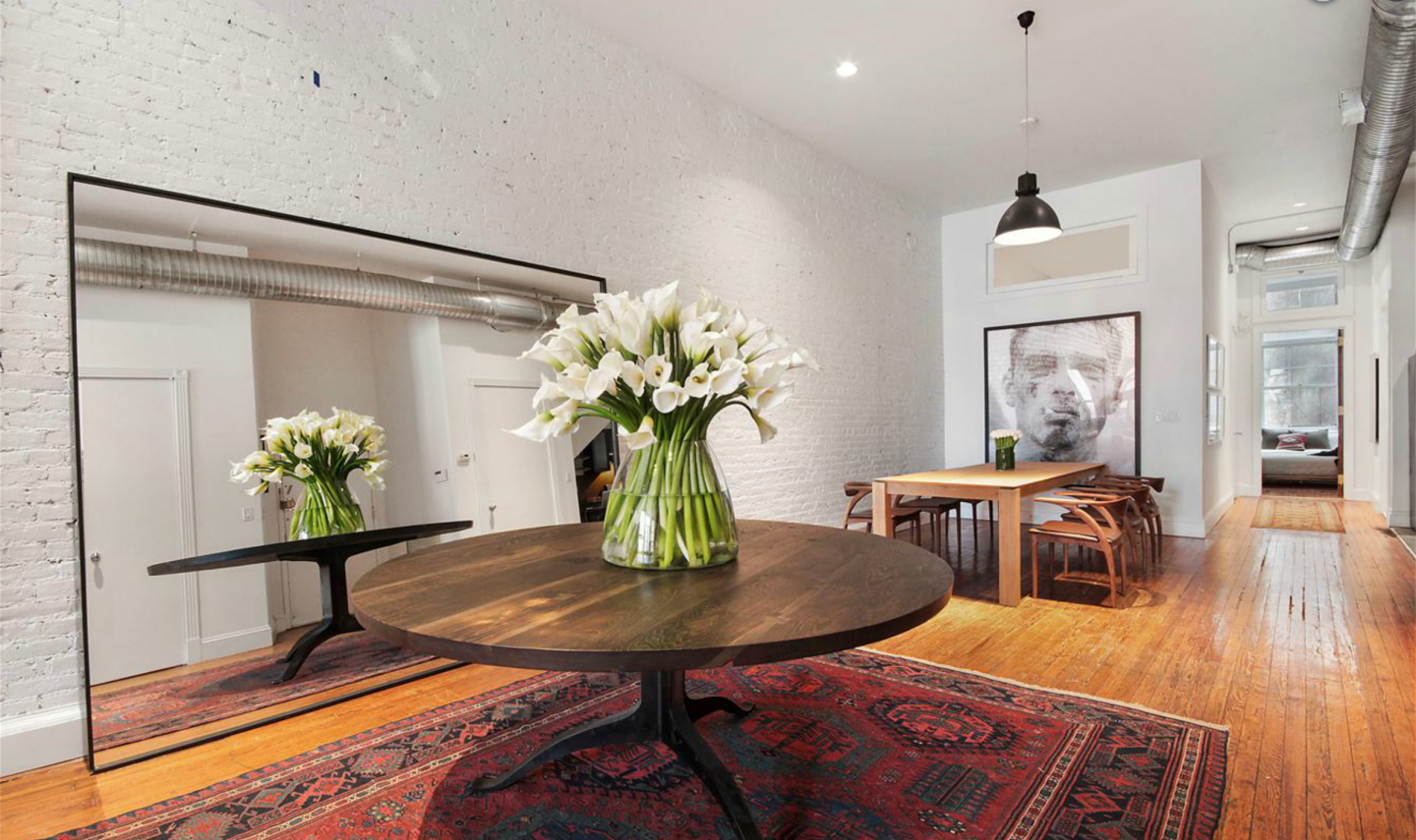 Jonah Hill's loft has been listed twice and once asked for $12,000 to $14,000 per month.