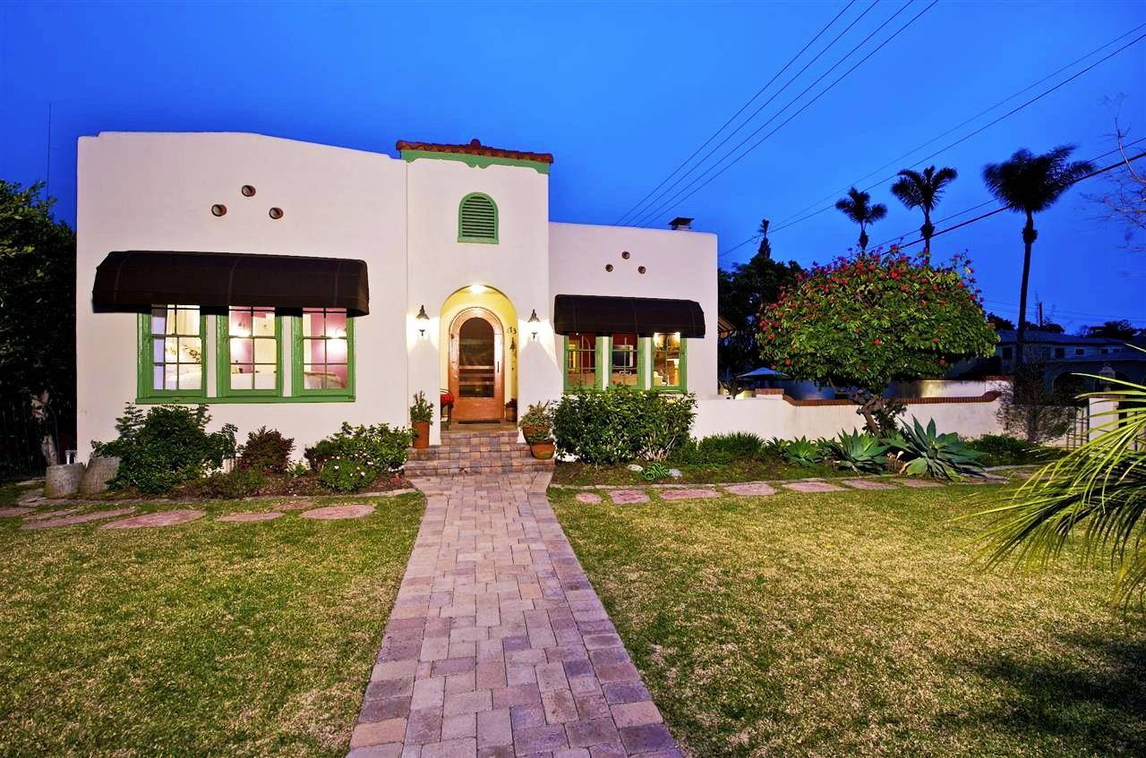 5 Spectacular Spanish Style Homes For Sale In California