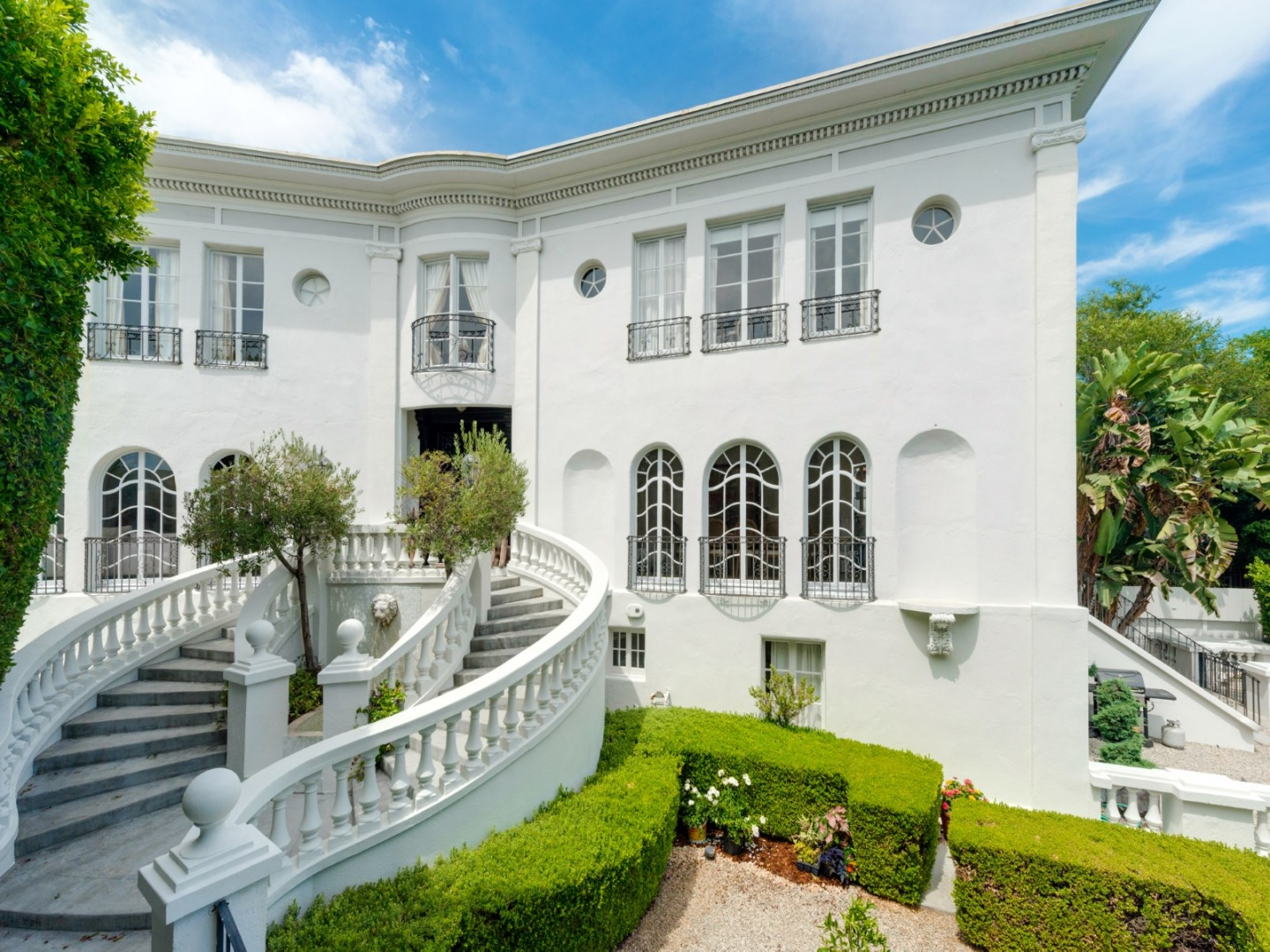 Sotheby S International Realty 1923 Beaux Art Classic Hollywood