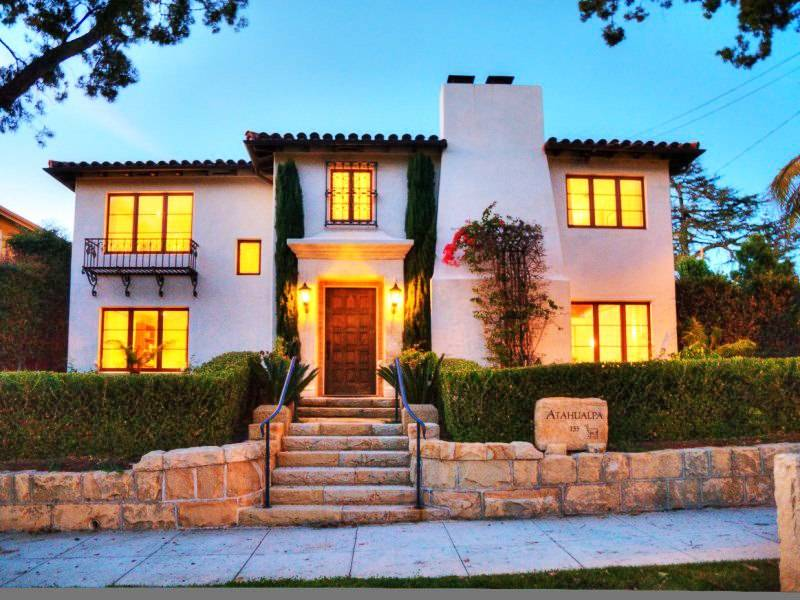 5 Luxurious Mediterranean Style Homes For Sale In California