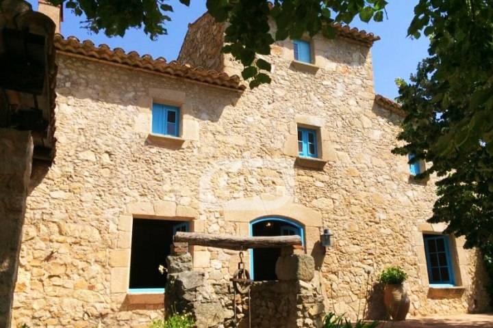 Catalan Farmhouse Costa Brava