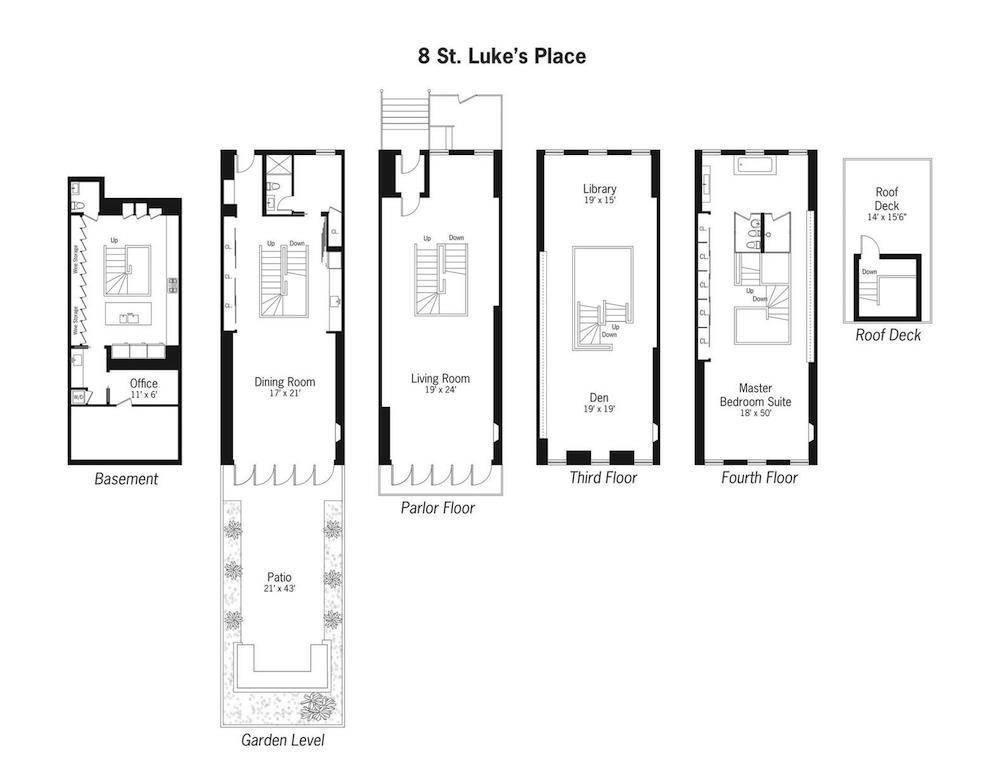 8 St. Lukes Place