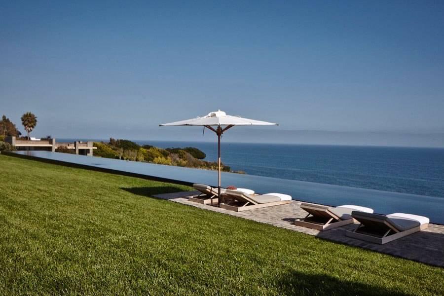 Kurt Rappaport Malibu Beach House