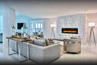900 Biscayne Bay Penthouse Unit 6307 Formal Living Room