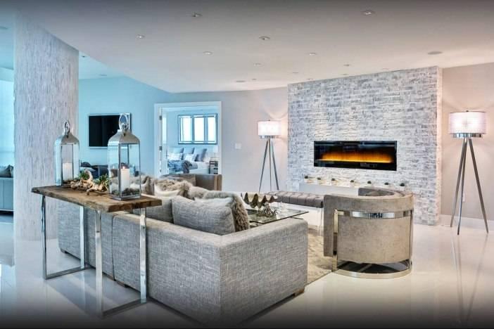 900 Biscayne Bay Penthouse Unit 6307 Formal Living Room
