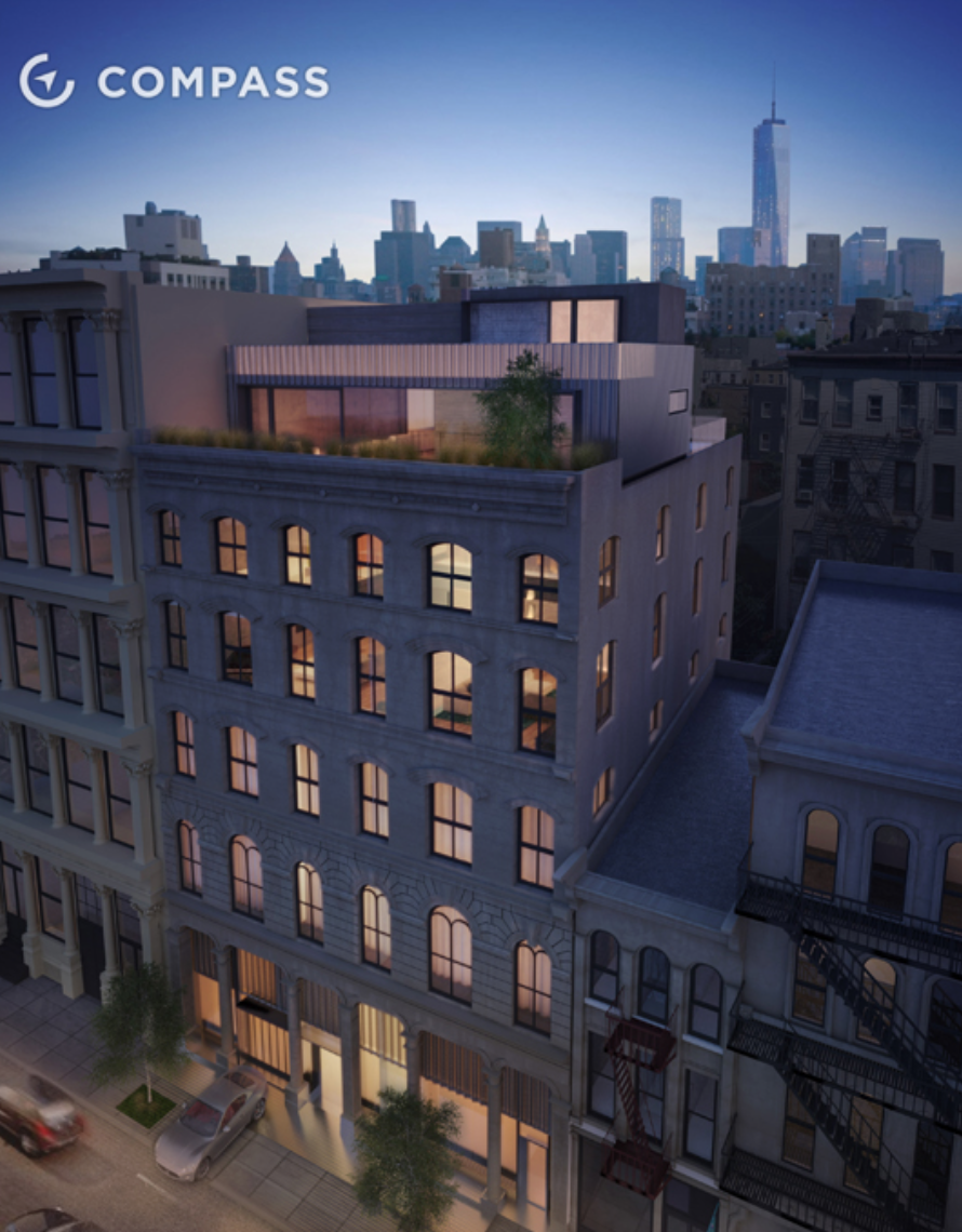The new mansion will boast a rooftop farm, climbing wall, wine tasting room, art gallery, basketball court and panic room.