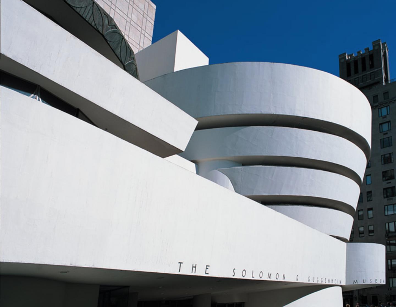Solomon R. Guggenheim Museum in New York