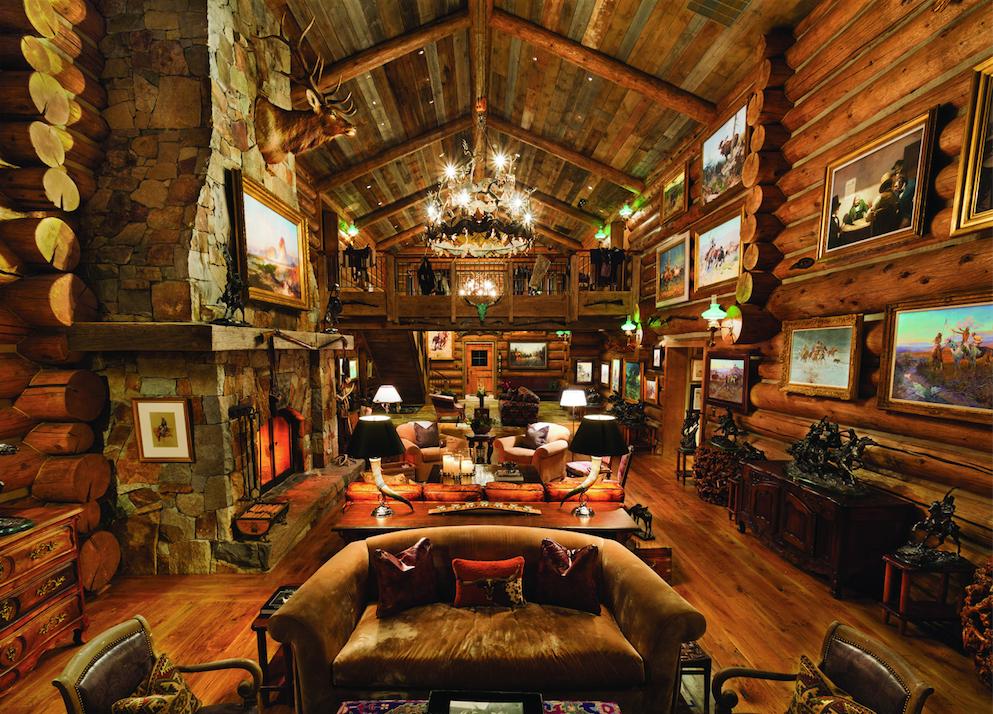 Bill Koch's Aspen Ranch