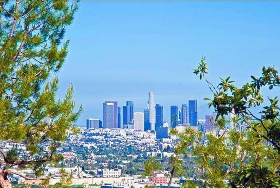 Sandra Bullock Hollywood Hills Home