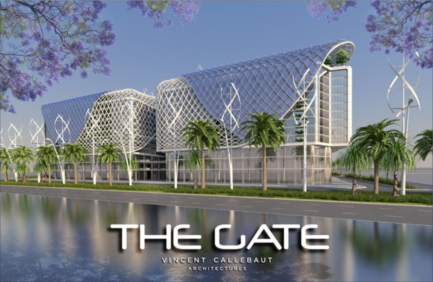 The Gate, Egypt's future eco-friendly complex, will cost approximately $589 million.