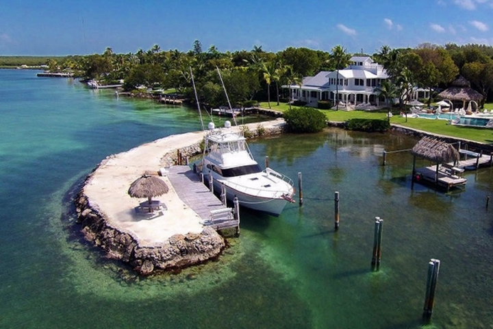 Billionaire Paul Tudor Jones II Lists Florida Keys Mansion for $14.5 Million
