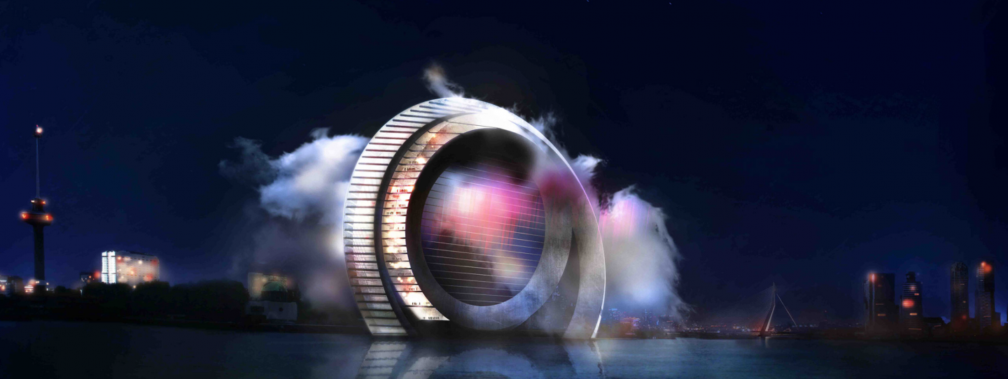 The Dutch Windwheel is an attraction that will instantly change the fortunes of Rotterdam as a travel destination.