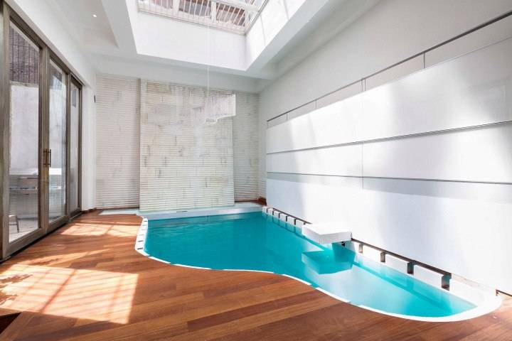 JP Morgan Carriage House Pool