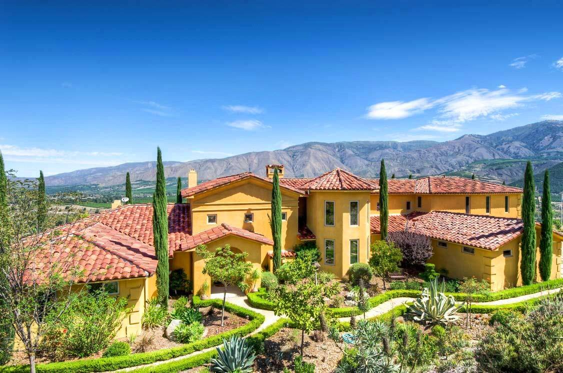 5 luxurious mediterranean style homes for sale in california Mediterranean homes for sale