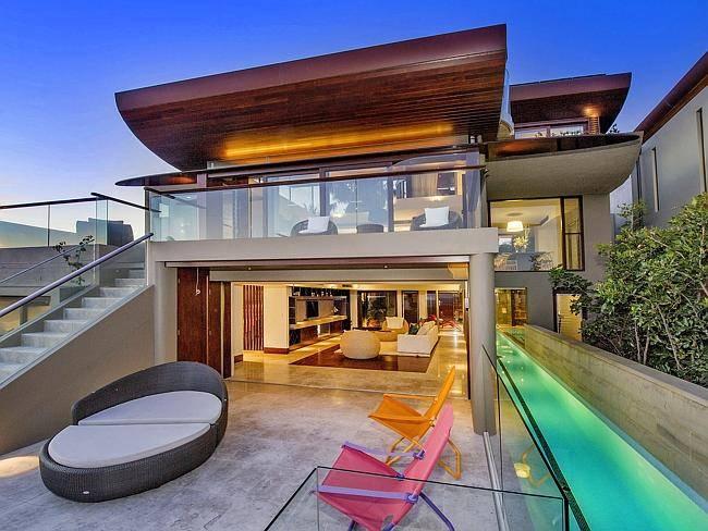 Ricky martin set to nab over 13m for sydney beach house for Beach house designs sydney