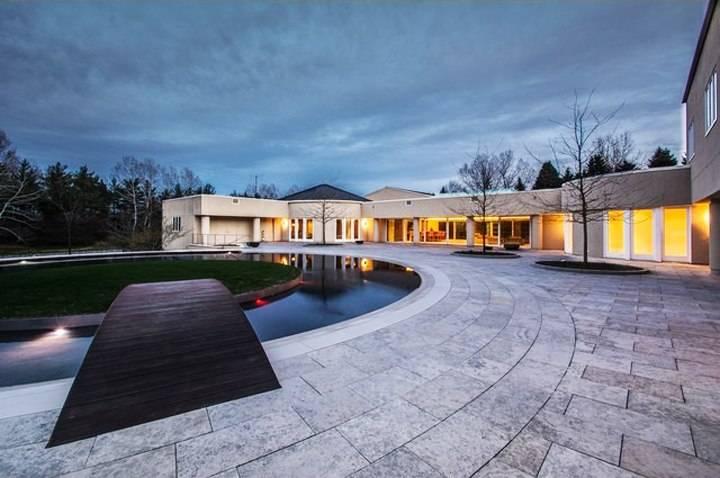 Michael Jordan Highland Park Mansion