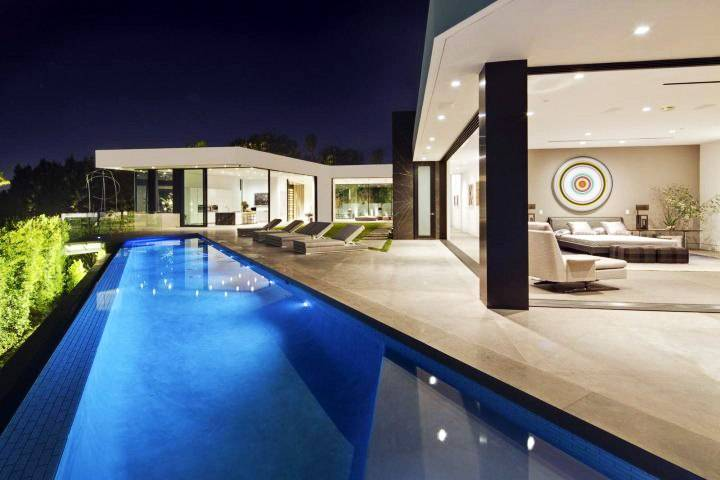 Ultra Modern Luxury Homes 5 ultra-modern luxury homes for sale in los angeles