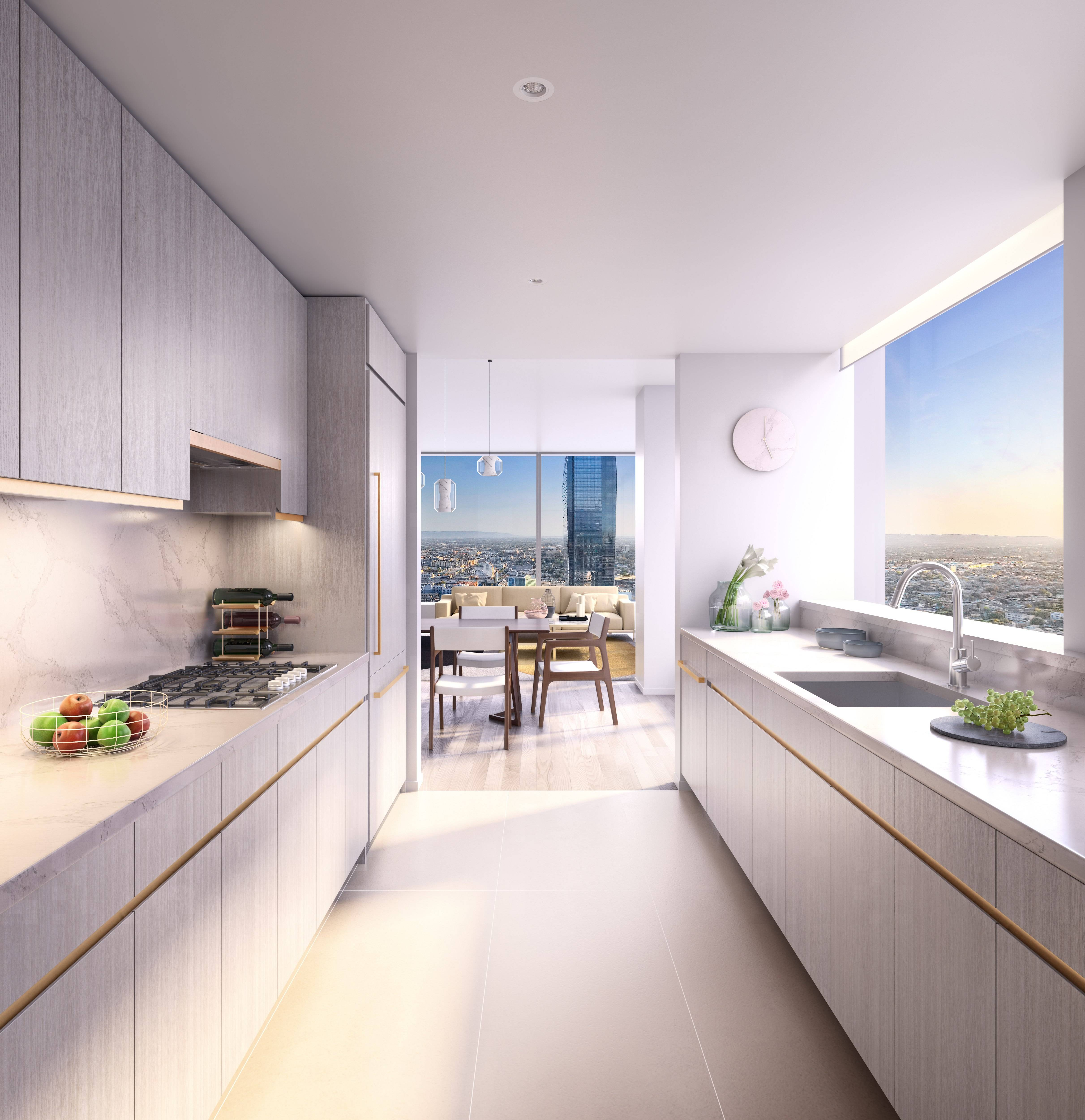Artist Rendering by Neoscape (PRNewsFoto/Douglas Elliman Real Estate)