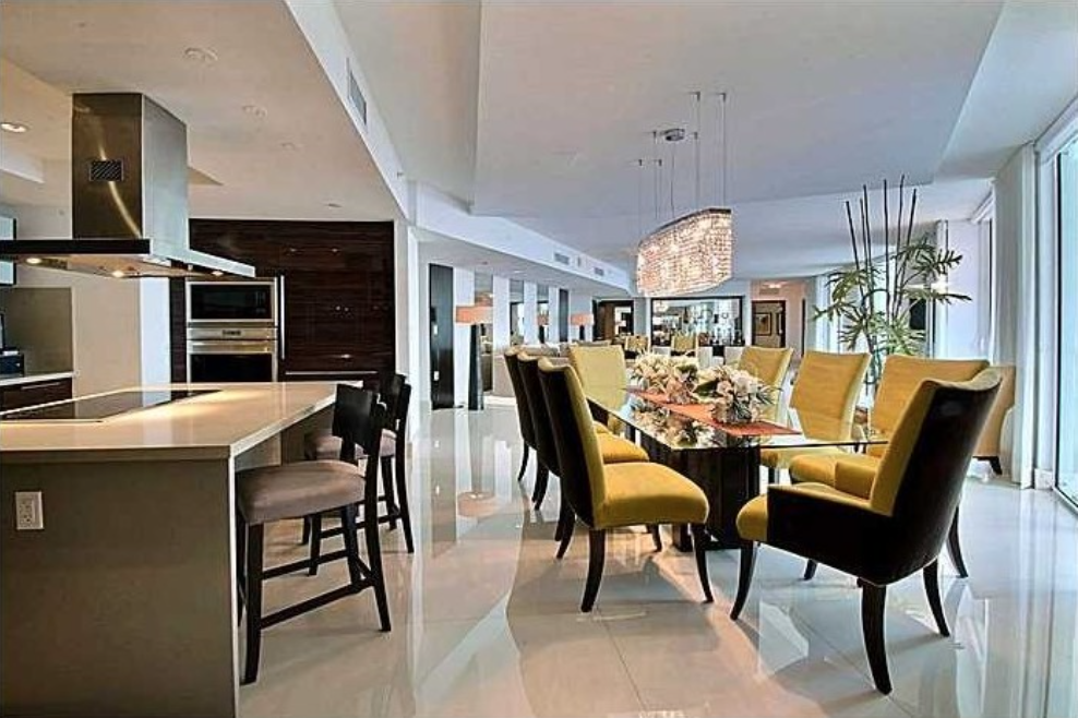 Mayweather reportedly bought the Sunny Isles, Florida condo in 2010 for $1.5 million in cash.