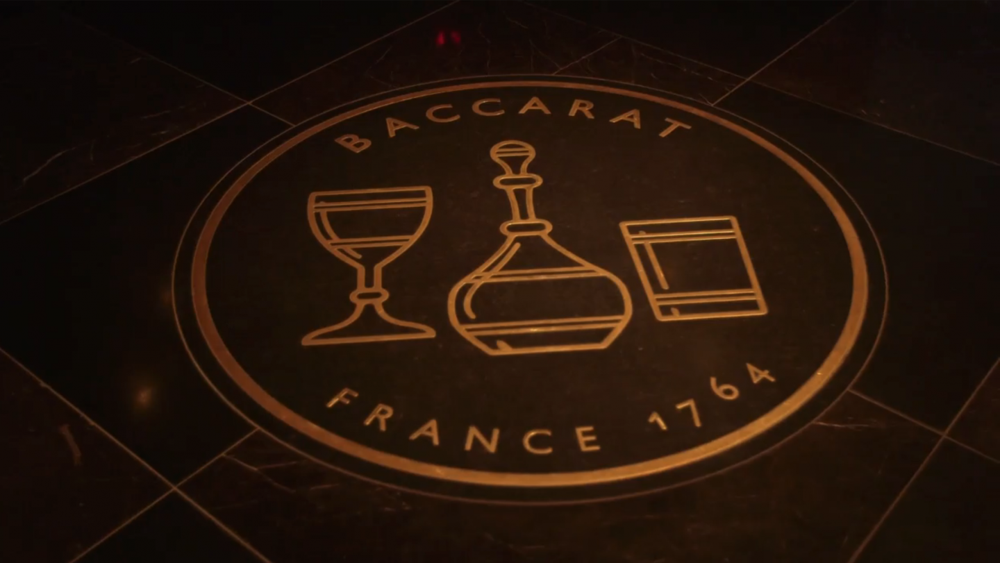 The Baccarat Hotel and Residences borrows from the rich history of the famous crystal maker.