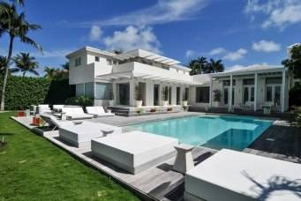 Shakira Miami Beach House