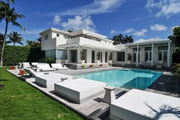 Shakira Miami Beach House