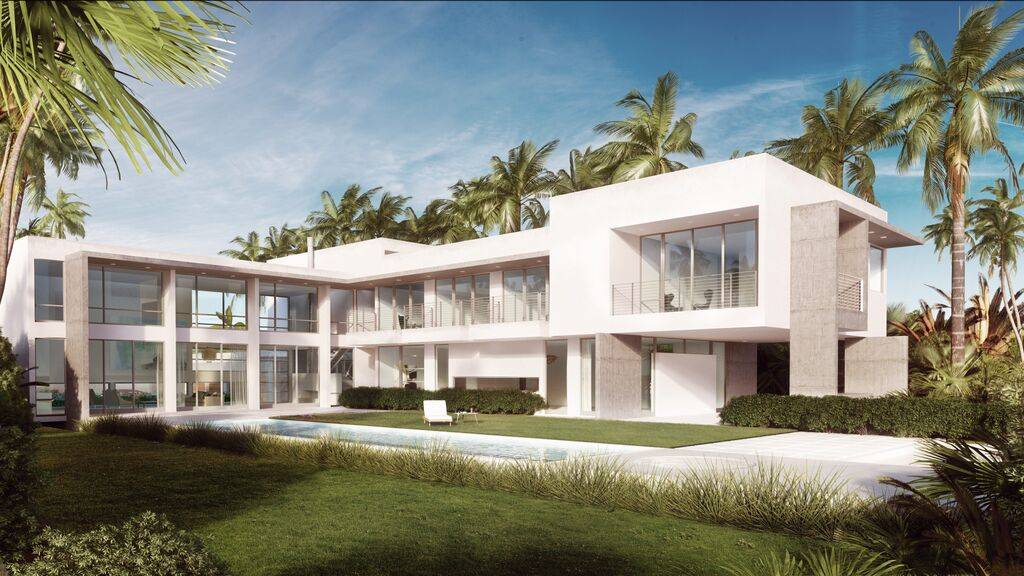 One of five residence designs by Roney Mateu