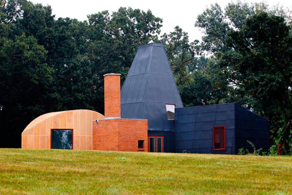 Frank Gehry Winton House