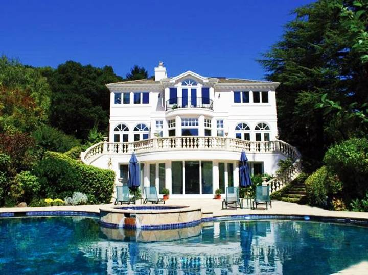 5 european style luxury homes for sale for Luxury european homes