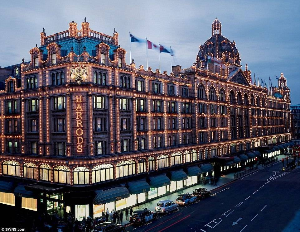 Hyde Midtown Harrods