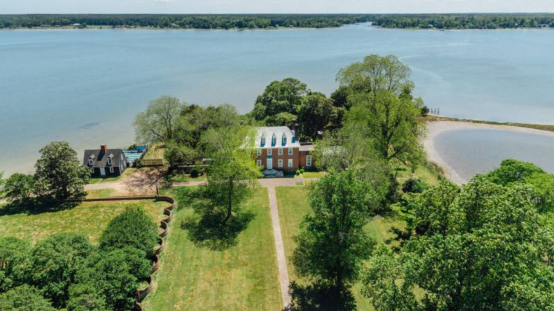 Chesapeake Bay Historical Estate Auction
