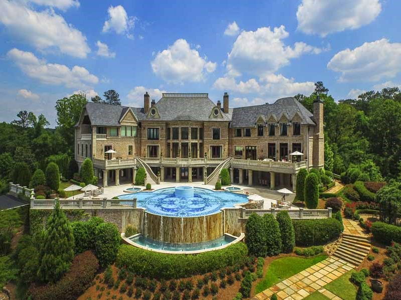 Tyler Perry Mansion