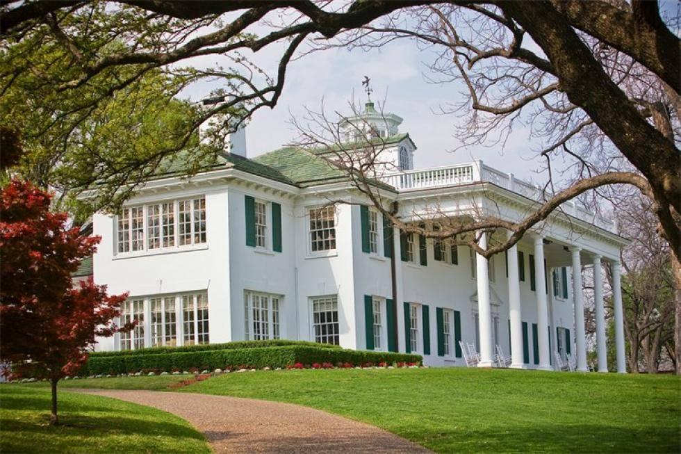 HL Hunt Mansion