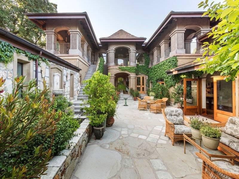 4 European Inspired California Luxury Estates For Sale