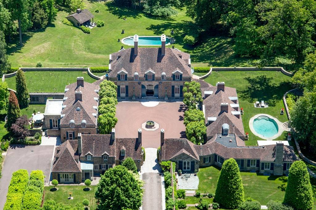 The Campbell Soup Mansion