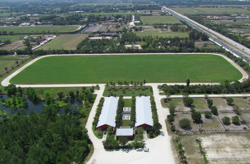 Tommy Lee Jones' Polo Ranch