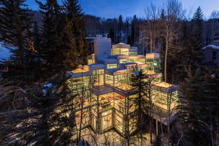 Vail Glass Cube