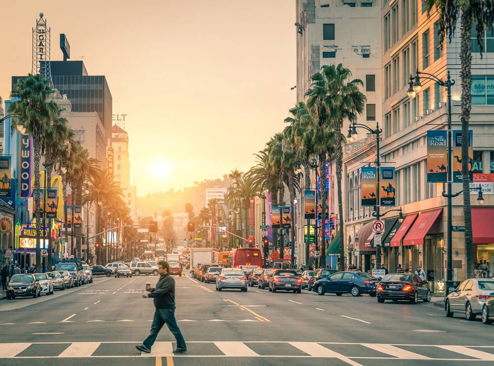 Research your future borough in Hollywood to be prepared