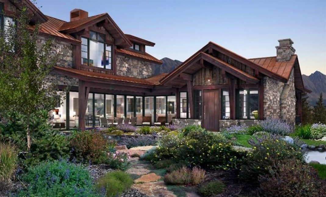 Malia Cox Nobrega Showcases 1183 Cabin Circle In Vail Colorado