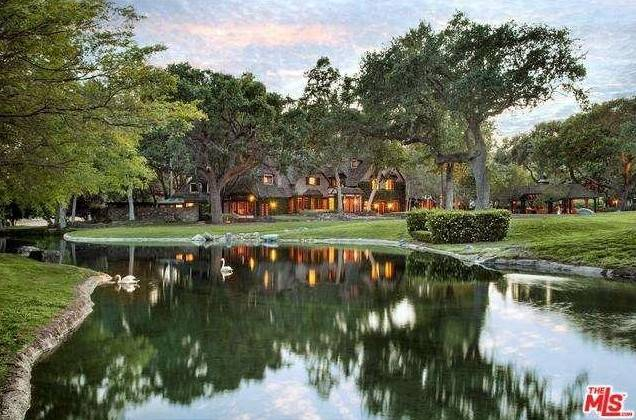 $100M MAGICAL NEVERLAND RANCH RETREAT