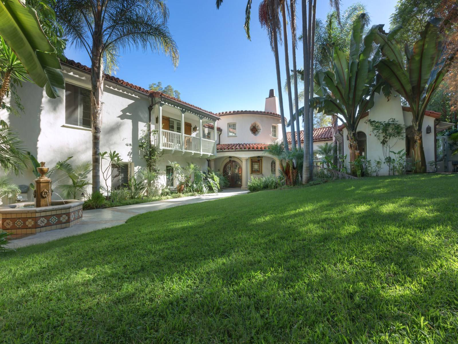 1926 Spanish Colonial Compound