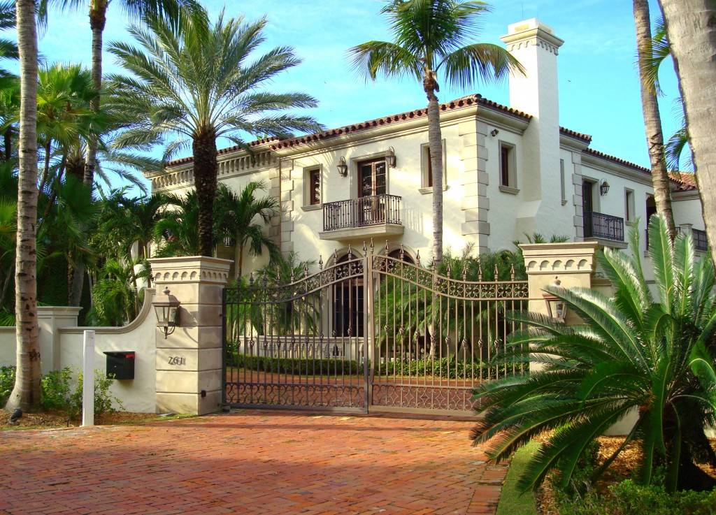 Luxury Resort Portfolio_Boca Raton Mansion