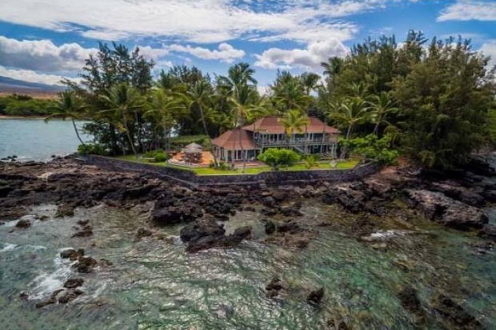 Neil Young's Hawaii Beach House
