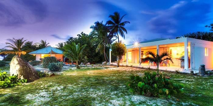 Beachfront Living in St. Martin!