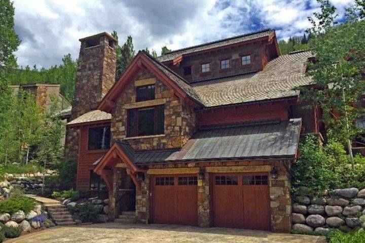 Majestic Vail Mountain Mansion